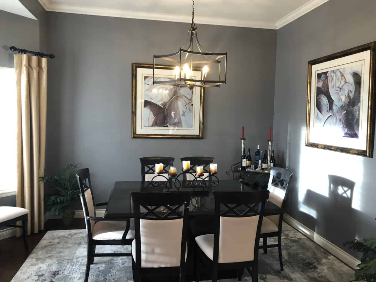 """Featured image for """"Topaz Circle Dinning Room"""""""